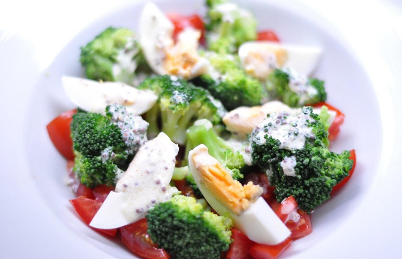 Brokolisalat