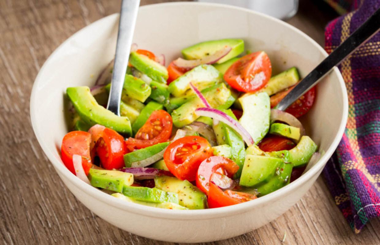 Keto salat