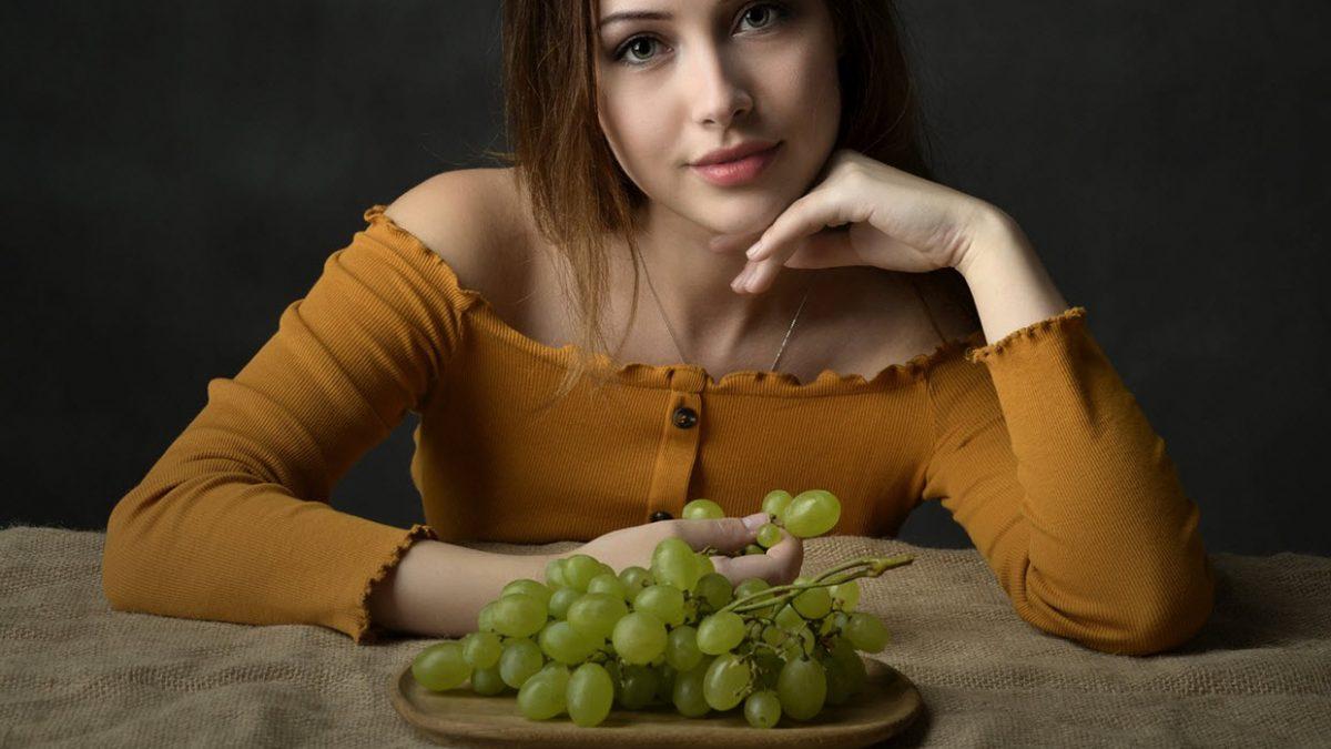 Viinamarja dieet